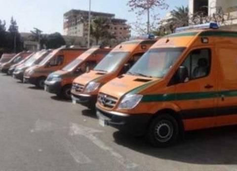 مصدر بإسعاف كفر الشيخ: 104سيارات تؤمن الانتخابات الرئاسية