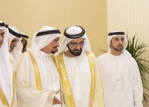 محمد بن زايد يتلقى اتصالا هاتفيا من رئيسة الوزراء البريطانية