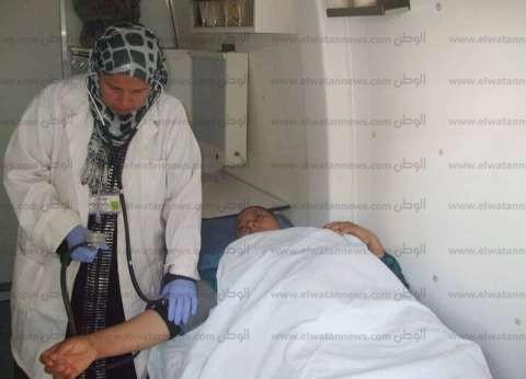 """""""صحة أسيوط"""" تنفي تفشي أمراض وبائية بقرية نجع خضر في ديروط"""