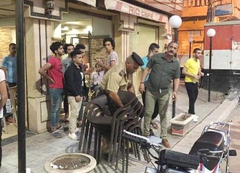"""""""مرافق الغربية"""" تشن حملة لإزالة الإشغالات بمدينة شيخ العرب"""