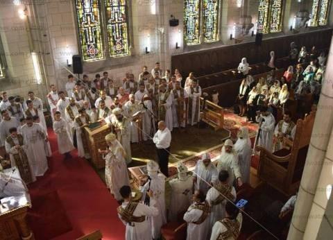 """الكنيسة تنظم لقاء للشمامسة بإيبارشية شمال فرنسا بحضور """"مارك"""" و""""ويصا"""""""