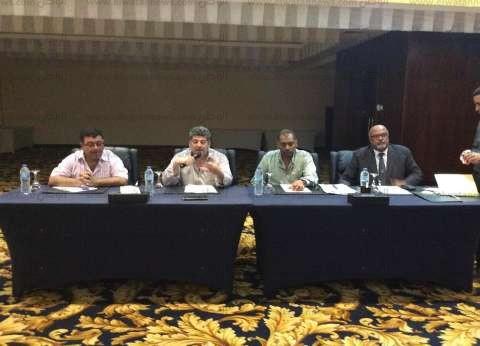 اجتماع دوري لمناقشة اشتراطات الصحة داخل المنشآت السياحية في جنوب سيناء