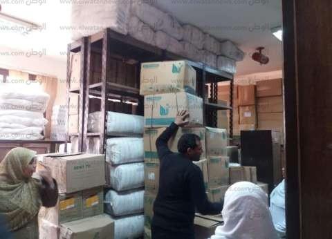 أصدقاء معهد جنوب مصر للأورام تدعم مستشفى الراجحي بأدوية بربع مليون