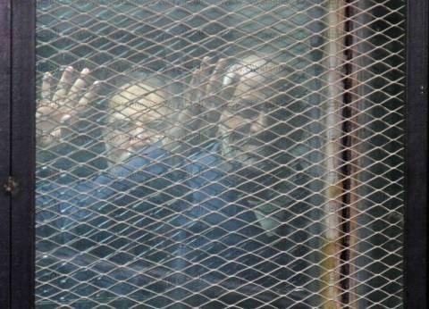 """بدء جلسة محاكمة محمد بديع و738 آخرين في """"فض رابعة"""""""