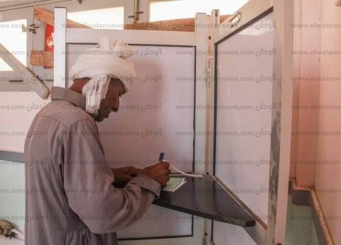 قبل ساعة ونصف على إغلاق باب التصويت.. تزايد أعداد الناخبين في بولاق الدكرور