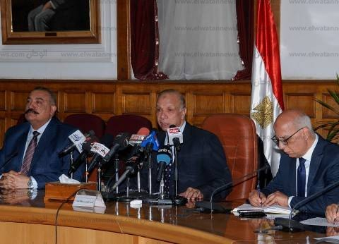 محافظ القاهر:استمرار حملات إزالة التعديات واسترداد أراضي الدولة