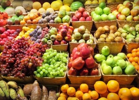 أسعار الفاكهة اليوم الاثنين 25-3-2019 في مصر