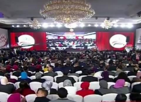 """انطلاق مؤتمر """"حكاية وطن"""" بمشاركة الرئيس السيسي"""