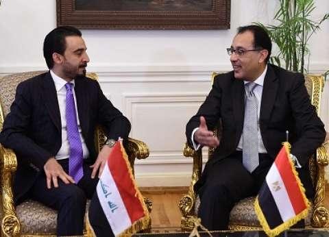 رئيس الوزراء: «بغداد» تزود «القاهرة» بـ«خام البصرة» لسد احتياجاتها من النفط.. ونرفض أى تدخلات خارجية بها