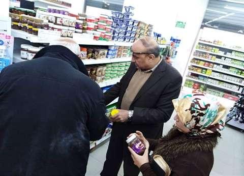 """""""تموين الإسكندرية"""" تشن حملة لإحكام السيطرة على الأسواق"""