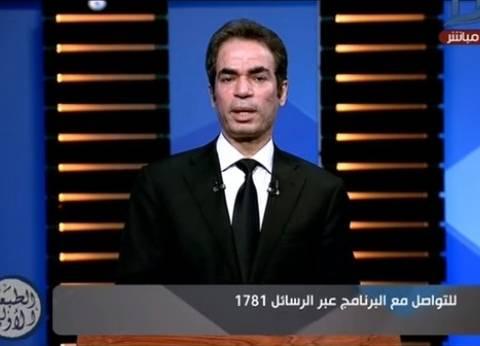 """المسلماني عن """"سيناء 2018"""": نخوض حربا ضد الجهل والتخلف والعمالة"""
