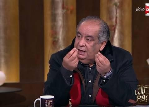 """يوسف زيدان يناقش """"الإسلام وأصول الحكم"""" فى """"كل يوم"""" مع عمرو أديب"""