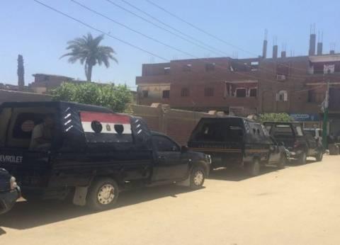 القبض على 3 عناصر مشتبه بهم في حملة أمنية بشمال سيناء