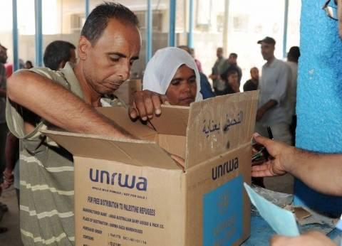 فقراء غزة يحتجون على مواصلة تعليق مساعدات برنامج الأغذية العالمي