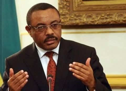 رئيس الوزراء الإثيوبي يجري محادثات مع وزير الخارجية الروسي