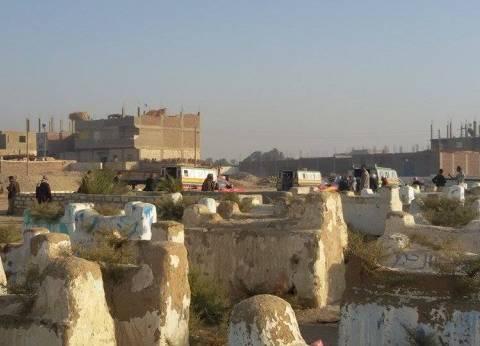 تعديات قنا: الإزالات ممنوعة فى «قرى الإجرام»