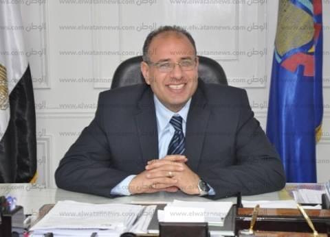 محافظ الإسكندرية يهنئ السيسي بذكرى المولد النبوي