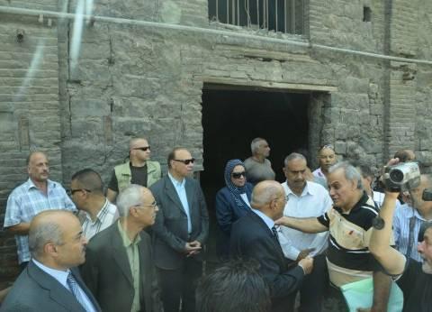 محافظ القاهرة: الانتهاء من إنشاء مركز تطوير المهنة بمشروع الفواخير