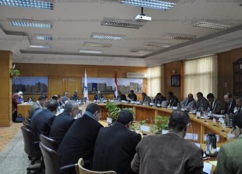 جامعة كفرالشيخ تستضيف اجتماع لجنة قطاع الصيادلة بالمجلس الأعلى للجامعات