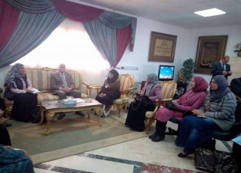 فودة: المرأة لن تهمش نهائيا في جنوب سيناء