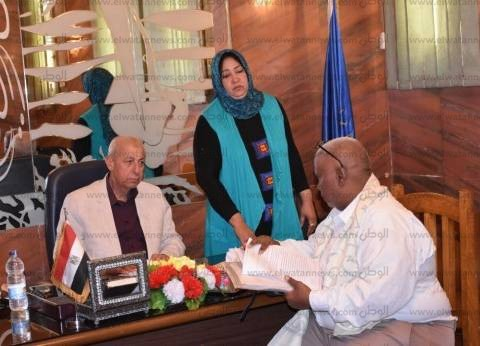 """محافظ أسوان يعقد لقاءه الـ54 بالمواطنين في """"عروس النيل"""""""