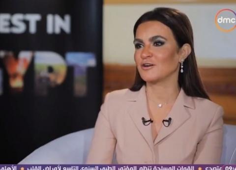 سحر نصر: فرنسا حريصة على دعم المشاريع التنموية المصرية الكبرى