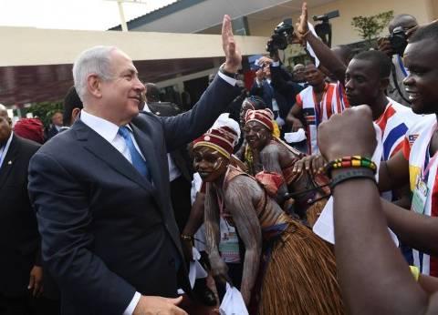 """نتنياهو في رحلة لـ""""غرب إفريقيا"""" من أجل """"الزراعة"""" و""""المياه"""" و""""السلاح"""""""
