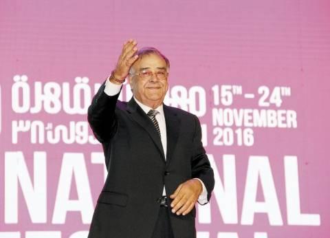 حسين القلا: أشعر بالفخر لحصولى على جائزة تحمل اسم الراحلة فاتن حمامة فى «القاهرة السينمائى»