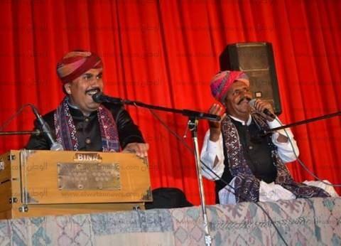 """انطلاق العرض الفني الهندي """"كوتلا خان"""" على مسرح ثقافة الإسماعيلية"""