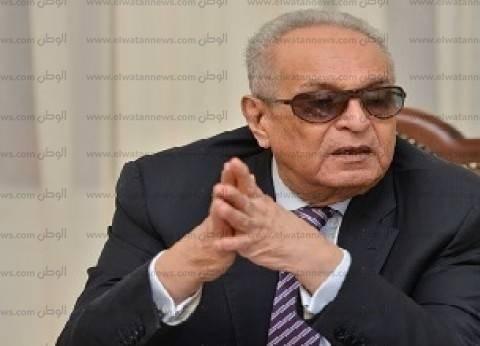 بهاء أبوشقة: التعديلات الدستورية جرت بشكل دستوري وتتفق مع المادة 226