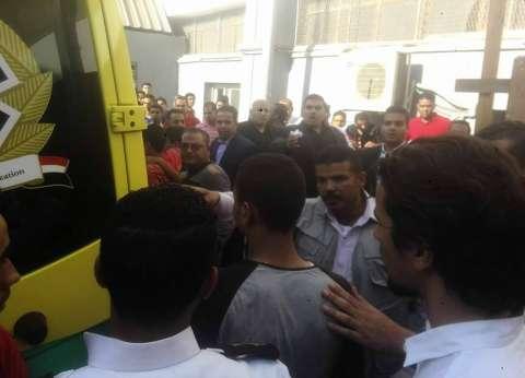 إصابة 3 طالبات باختناق إثر تسرب غاز من محطة مياه في الإسكندرية