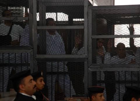 """السجن المشدد 3 سنوات لـ6 متهمين وبراءة اثنين في """"خلية الماريوت"""""""
