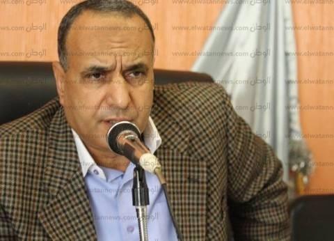رئيس مدينة دسوق يتابع إصلاح خطوط الصرف الصحي ورصف الشوارع