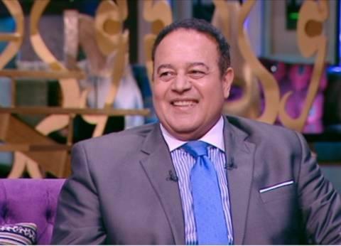 جامعة حلوان تكرم الإعلامي جمال الشاعر واللواء نبيل أبو النجا