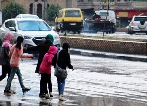 """""""مركز التنبؤ بالفيضان"""": أمطار خفيفة ومتوسطة اليوم وغدا وتتوقف الخميس"""