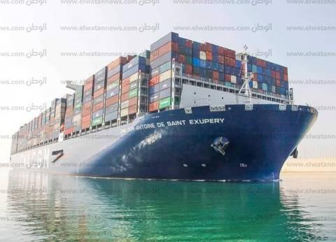 موانئ بورسعيد: إجمالي الحركة 26 سفينة