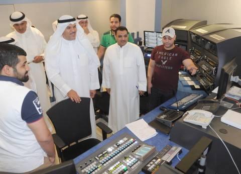 """""""الحمود"""" يؤكد حرص الدولة والحكومة الكويتية على دعم الاعلام الوطني"""