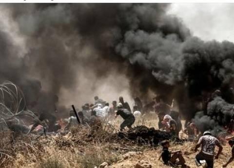 جيش الاحتلال يعلن شن غارات جوية واسعة على أهداف لحماس في غزة
