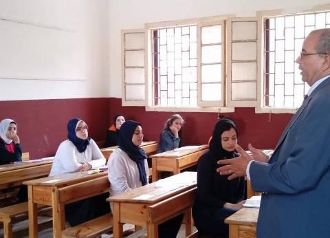 """وكيل """"تعليم بورسعيد"""" يحيل مدير مدرسة """"حافظ إبراهيم"""" الإعدادية للتحقيق"""