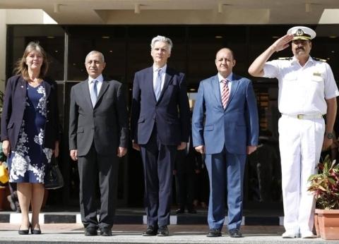 الأكاديمية العربية للعلوم والتكنولوجيا تستقبل سفير بريطانيا بالقاهرة