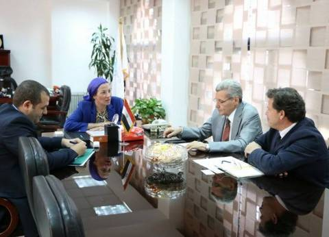 """وزيرة البيئة: مصر حريصة على الانضمام لعضوية """"منظمة النمو الأخضر"""""""