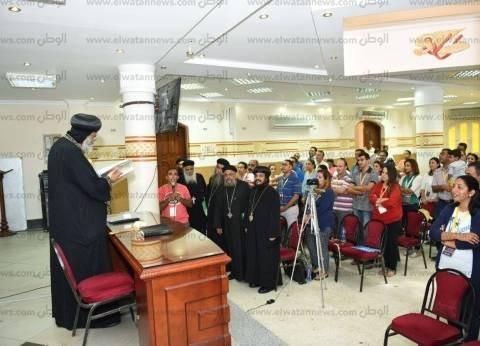 تواضروس: الكنيسة مشغولة بصيانة مصر