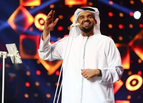 """حسين الجسمي يحيي حفل """"انتصار أكتوبر"""" بالعاصمة الإدارية الجديد غدا"""