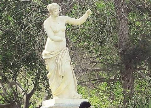 «أنطونيادس».. متنفس طبيعى على أرض «بارون يونانى»