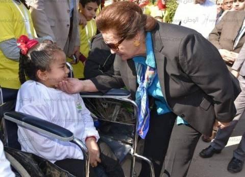 محافظ البحيرة: يجب تضافر الجهود لإدماج ذوي الاحتياجات بالمجتمع