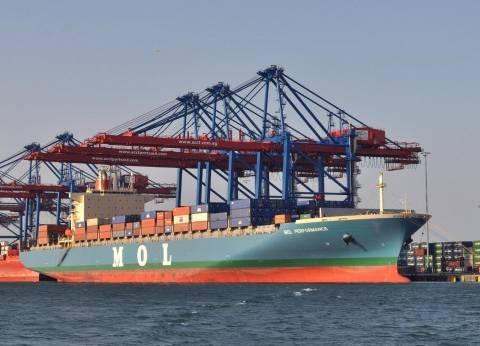 موانئ البحر الاحمر: تداول 694 ألف طن بضائع بزيادة 17% خلال نوفمبر الماضي