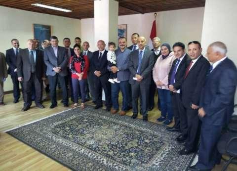 المصريون بإثيوبيا يدلون بأصواتهم في الاستفتاء على التعديلات الدستورية