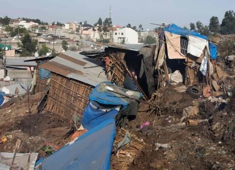 """""""الهلال"""" تواصل توزيع المساعدات الرمضانية على النازحين في أثيوبيا"""