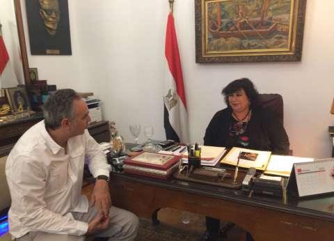 محمد حفظي رئيسا لمهرجان القاهرة السينمائي في دورته الـ40