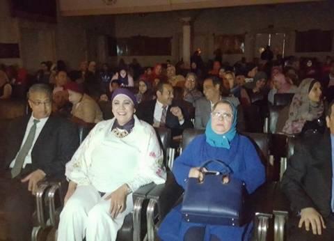 رئيس مجلس إدارة المعاهد يزور مدرسة النصر للغات بمصر الجديدة
